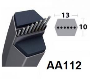 Hexagonale AA112